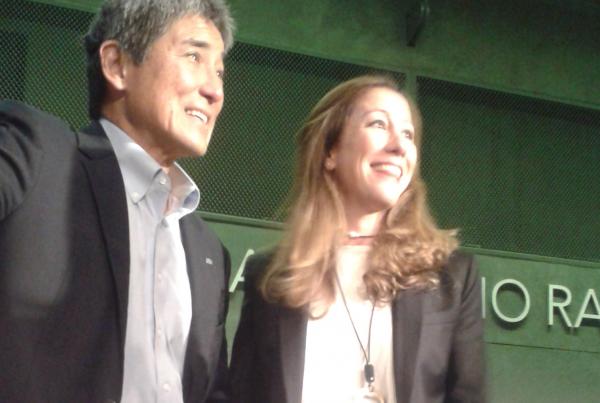 Guy Kawasaki y María-r